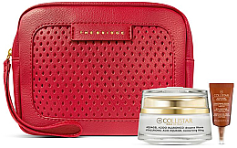 Parfums et Produits cosmétiques Coffret cadeau - Collistar Attivi Puri Aquagel Acido Ialuronico (cr/50ml + eye/cr/5ml+bag)