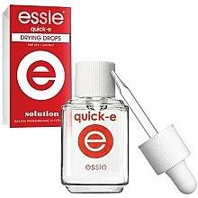 Parfums et Produits cosmétiques Accélérateur de séchage pour vernis à ongles - Essie Quick-E Dryng Drops