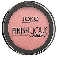 Parfums et Produits cosmétiques Blush - Joko Finish your Make-up Pressed Blusher