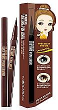 Parfums et Produits cosmétiques The Orchid Skin Lasting Pen Liner - Eyeliner feutre waterproof