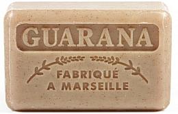 Parfums et Produits cosmétiques Savon végétal de Marseille, Guarana - Foufour Savonnette Marseillaise Guarana