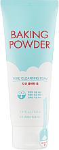 Parfums et Produits cosmétiques Mousse purifiante au bicarbonate de soude pour visage - Etude House Baking Powder Pore Cleansing Foam