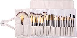 Parfums et Produits cosmétiques Kit pinceaux de maquillage, 24pcs - Lewer