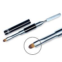 Parfums et Produits cosmétiques Pinceau avec spatule pour gel, № 12 - Elisium