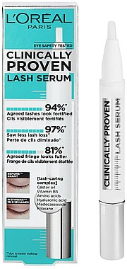 Sérum cils - L'Oreal Paris Clinically Proven Lash Serum
