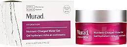 Parfums et Produits cosmétiques Gel apaisant à l'aloé vera pour visage - Murad Hydration Nutrient Charged Water Gel