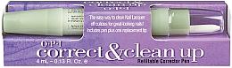 Parfums et Produits cosmétiques Crayon correcteur pour ongles - O.P.I. Correct & Clean Up Corrector Pen