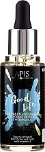 Parfums et Produits cosmétiques Huile régénérante pour ongles et cuticules à la vitamine E - Apis Good Life Regenerating Olive Oil