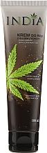 Parfums et Produits cosmétiques Crème à l'huile de chanvre pour mains - India Hand Cream With Cannabis