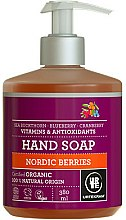 Parfums et Produits cosmétiques Savon liquide bio aux baies nordiques pour mains - Urtekram Nordic Berries Hand Soap