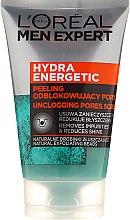 Parfums et Produits cosmétiques Gel désincrustant anti-pores encrassés pour homme - Loreal Paris Men Expert Hydra Energetic Peeling