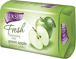 Parfums et Produits cosmétiques Savon à la pomme verte - Luksja Fresh Green Apple Moisturizing Soap