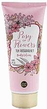 Parfums et Produits cosmétiques Lait pour corps - Accentra Posy of Flowers Tea Rose Velvet Body Lotion