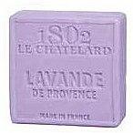 Parfums et Produits cosmétiques Savon carré à la lavande de Provence - Le Chatelard 1802 Soap Provence Lavender