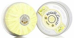 Savon parfumé au citron - Roger & Gallet Cedrat Perfumed Soap — Photo N1