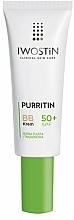 Parfums et Produits cosmétiques BB crème protectrice - Iwostin Purritin BB Cream SPF 50+