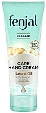 Parfums et Produits cosmétiques Crème au beurre de karité et amande pour mains - Fenjal Classic Hand Cream