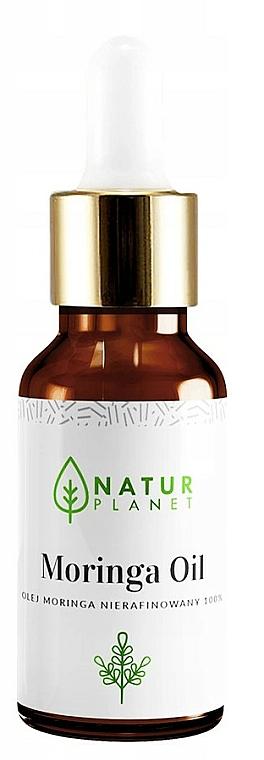 Huile de moringa - Natur Planet Moringa Oil — Photo N1