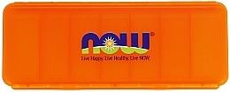 Parfums et Produits cosmétiques Organisateur pour médicaments et compléments alimentaires - Now Foods 7 Day Pill Case
