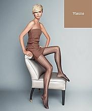 Parfums et Produits cosmétiques Collant pour femme, Puntini, 20 Den, visone - Veneziana