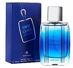 Parfums et Produits cosmétiques Aigner First Class Explorer - Eau de Toilette