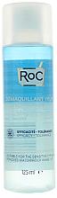 Parfums et Produits cosmétiques Démaquillant waterproof pour yeux - Roc Double Action Eye Make-up Remover