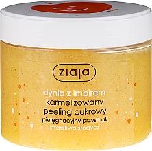 """Parfums et Produits cosmétiques Peeling corporel au sucre """"Citrouille au gingembre"""" - Ziaja Sugar Body Peeling"""