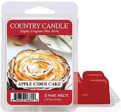 Parfums et Produits cosmétiques Cire parfumée pour lampe aromatique - Country Candle Apple Cider Cake Wax Melts