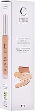 Parfums et Produits cosmétiques Fond de teint fluide pour peaux matures - Couleur Caramel Fond De Teint Fluide Hydra Jeunesse