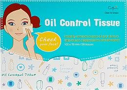 Parfums et Produits cosmétiques Papier absorbant pour visage - Cettua Cleansing Mat Tissues