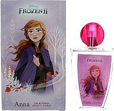 Parfums et Produits cosmétiques Disney Frozen II Anna - Eau de Toilette