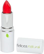 Parfums et Produits cosmétiques Rouge à lèvres naturel - Felicea Natural Lipstick
