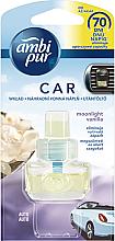 Parfums et Produits cosmétiques Recharge diffuseur électrique pour voiture, vanille - Ambi Pur
