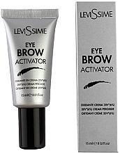 Parfums et Produits cosmétiques Oxydant en crème 6% pour coloration des sourcils - LeviSsime Eyebrow Activator