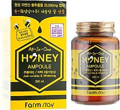 Parfums et Produits cosmétiques Sérum à l'extrait de gelée royale pour visage - FarmStay All-In-One Honey Ampoule