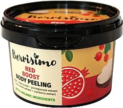 Parfums et Produits cosmétiques Exfoliant à l'extrait de grenade pour corps - Berrisimo Red Boost Body Peeling