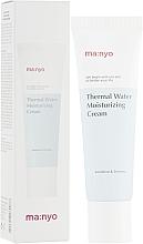 Parfums et Produits cosmétiques Crème à l'extrait de calendula pour visage - Manyo Factory Thermal Water Moisturizing Cream