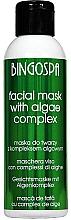Parfums et Produits cosmétiques Masque au complexe d'algues pour visage et cou - BingoSpa Cleansing Moisturizing Mask