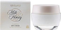 Crème de jour à l'extrait de lait et de miel biologiques - Oriflame Milk & Honey Gold Day Cream — Photo N1