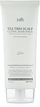 Parfums et Produits cosmétiques Masque à l'extrait d'arbre à thé pour cuir chevelu - La'dor Tea Tree Scalp Clinic Hair Pack