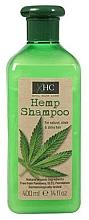 Parfums et Produits cosmétiques Shampooing à l'huile de chanvre - Xpel Marketing Ltd Hair Care Hemp Shampoo