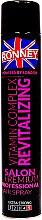 Parfums et Produits cosmétiques Laque au complexe de vitamines fixation extra forte - Ronney Revitalizing Vitamin Complex Hair Spray