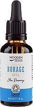 Parfums et Produits cosmétiques Huile bio de bourrache pour corps - Wooden Spoon Borage Oil