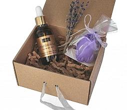 Parfums et Produits cosmétiques LaQ Hyaluron - Coffret (acide hyaluronique/30ml + savon/40g)