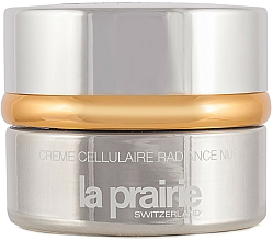 Parfums et Produits cosmétiques Crème de nuit aux extraits de jasmin et lys blanc - La Prairie Radiance Cellular Night Cream