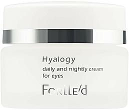Parfums et Produits cosmétiques Crème de jour et nuit contour des yeux - ForLLe'd Hyalogy Daily And Nightly Cream For Eyes