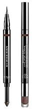 Parfums et Produits cosmétiques Eyeliner waterproof et fard à paupières - Burberry Cat Eye Liner