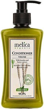 Après-shampooing à la kératine et extrait de miel - Melica Organic Volume Conditioner