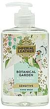 Parfums et Produits cosmétiques Savon liquide, Fleur de framboisier - PZ Cussons Imperial Leather Botanincal Garden Hand Wash