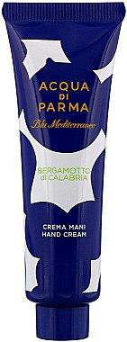 Acqua di Parma Blu Mediterraneo Bergamotto di Calabria - Crème au beurre de karité et huile d'argan pour mains